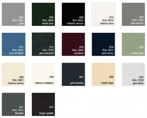 colección colores Deceuninck